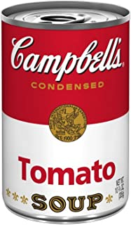 Campbell's Red & White Tomato Soup, 10.75-Ounce Cans (Pack of 12)