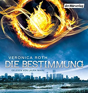 Divergent - Die Bestimmung     Die Bestimmung 1              Autor:                                                                                                                                 Veronica Roth                               Sprecher:                                                                                                                                 Laura Maire                      Spieldauer: 6 Std. und 30 Min.     717 Bewertungen     Gesamt 4,5