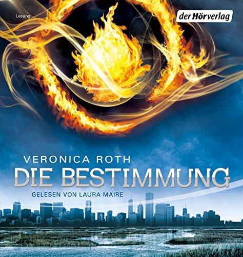 Divergent - Die Bestimmung audiobook cover art