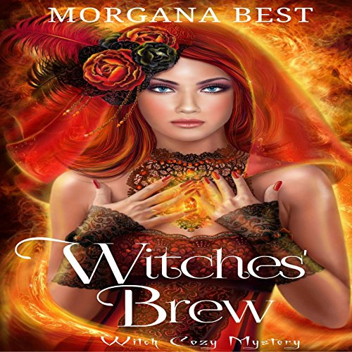 Witches' Brew audiobook cover art