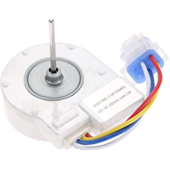 241509402 Evaporator Fan Motor for Frigidaire Electrolux Kenmore Refrigerator Replaces AP3958808 PS1526073 Wadoy