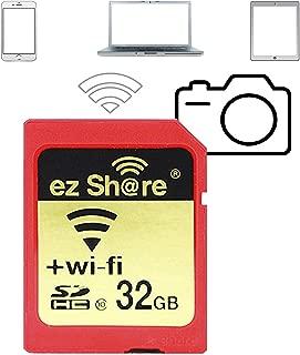 32 GB ez Share WiFi SD Card Or Adapter WiFi SDHC Card Class10 SD Card Wireless Camera Memory Card