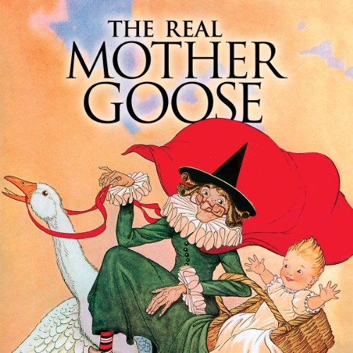 『The Real Mother Goose』のカバーアート
