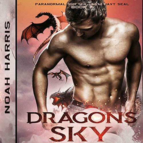 Dragons Sky audiobook cover art