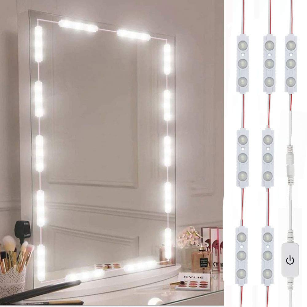Hollywood Dimmable Control Bathroom Included