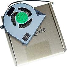 Replacement Rangale CPU Cooling Fan DFS551205WQ0T FH22 Compaptible for Clevo W350DW F57 m510D1 F57 F57-D5R D1 D1T D2 D3 D2R 6-31-N5502-102 AB07005HX080301