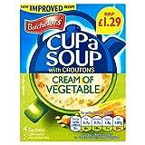 Batchelor Cup A - Crema de sopa de verduras (9 unidades)