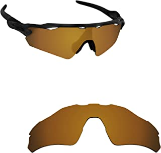 Alphax Polarized Replacement Lenses/Accessories for Oakley Radar EV Path OO9208 - Options