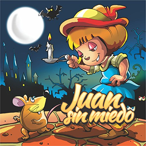 Juan Sin miedo [Juan Without Fear] cover art