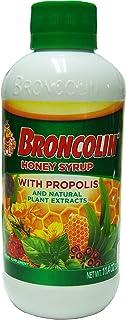 Broncolin Cough Syrup With Propolis Jarabe Para La Toz Broncolin Con Pr by Broncolin