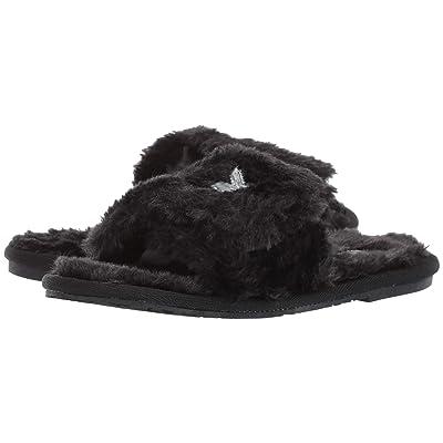 MICHAEL Michael Kors Kids Flurry Elina (Little Kid/Big Kid) (Black) Girls Shoes