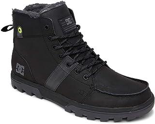 DC Shoes Woodland - Boots en Cuir à Lacets pour Homme ADYB700033