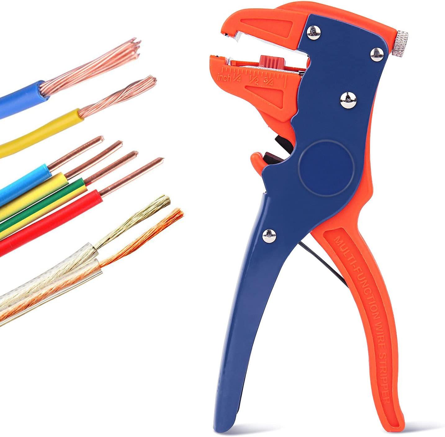 BOENFU Wire Stripper and Cutter Strip Self Adjusting Tool Quick Ranking TOP7 SALENEW very popular