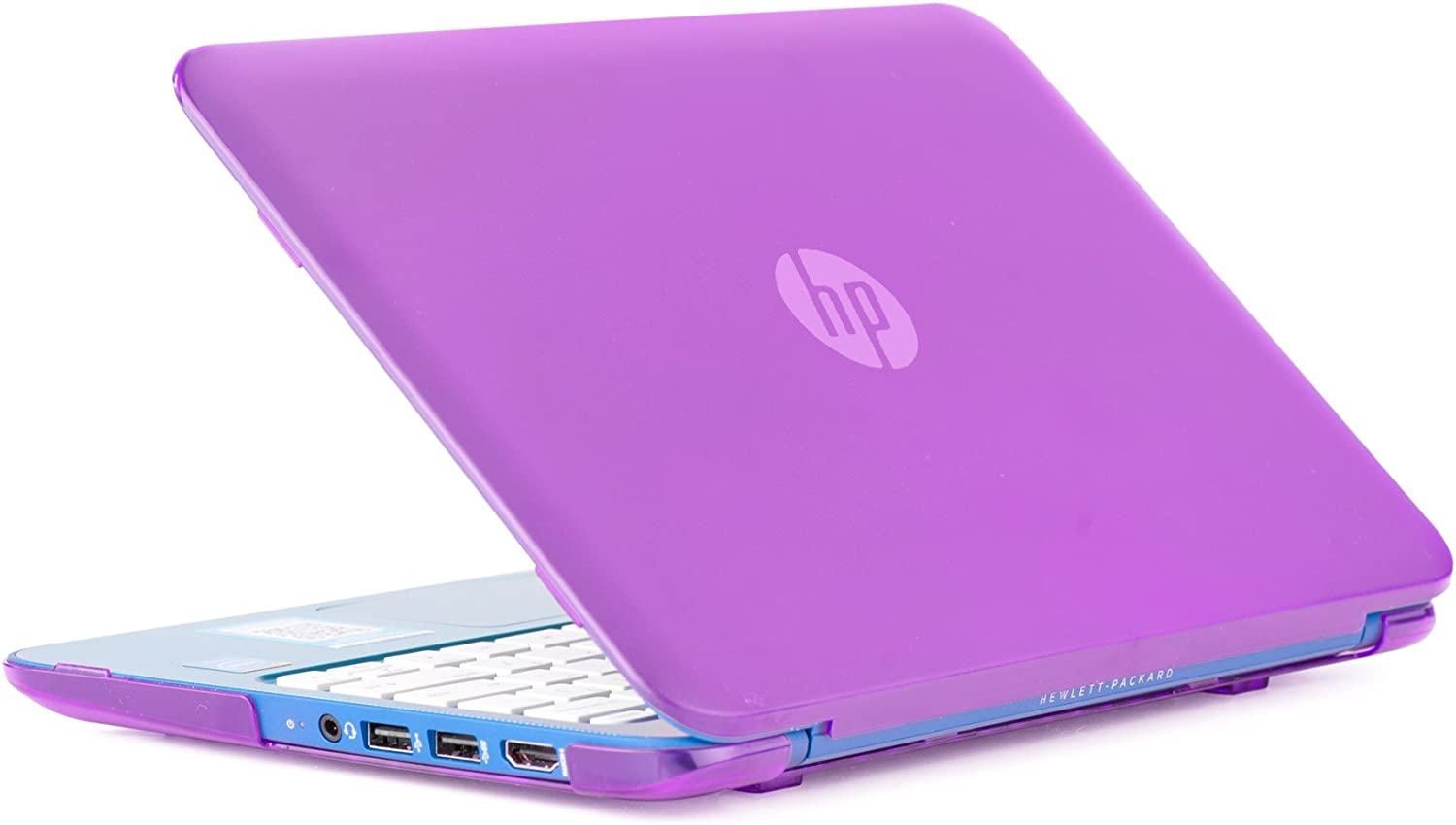 mCover Purple Hard Low price Shell Reservation Case ONLY Stream 14-ax0XXXX HP 14