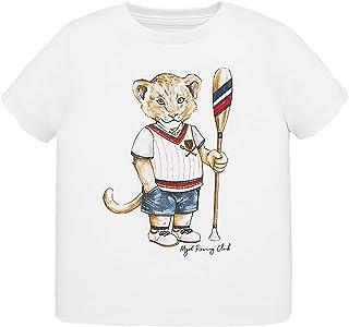 Mayoral, Camiseta para bebé niño - 1046, Blanco