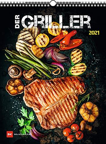 Der Griller 2021: Das BBQ Jahr