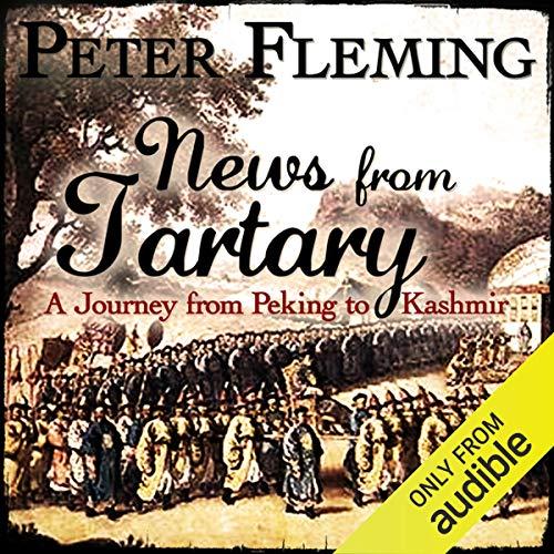 News from Tartary audiobook cover art