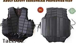 PRORIDER Adult Safety Equestrian Eventing Protective Protection Vest 40501