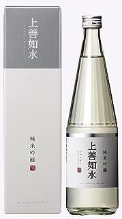 白瀧酒造 上善如水 純米吟醸 瓶 720ml×2本
