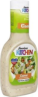 American Kitchen Caesar Salad Dressing, 237 ml