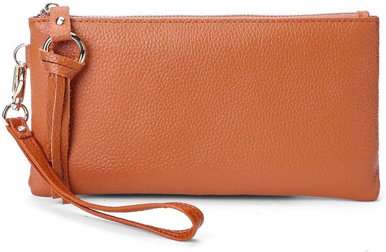Girls Purse Women's Wallet Lady PU Wallet Multifunctional Mobile Phone Bag