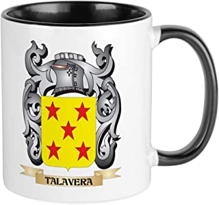 CafePress Talavera Coat Of Arms - Family Crest Mugs Unique Coffee Mug, Coffee Cup
