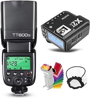 Godox TT600 HSS 1/8000s GN60 Flash Speedlite with Godox...