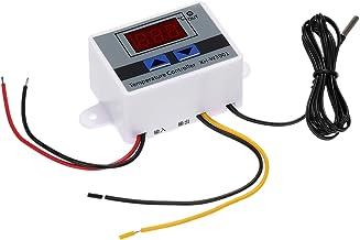 Controlador, XH-W3001 Controlador de temperatura digital inteligente para microcomputador com display de LED Mini termosta...