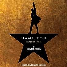 Hamilton (Original Broadway Cast Recording)(Explicit)(4LP Vinyl)