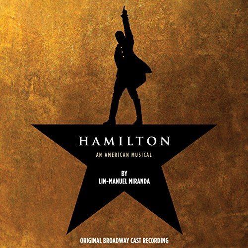 Price comparison product image Hamilton (Original Broadway Cast Recording)(Explicit)(2CD)