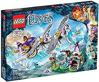 レゴ (LEGO) エルフ アイラとペガサスのそり 41077