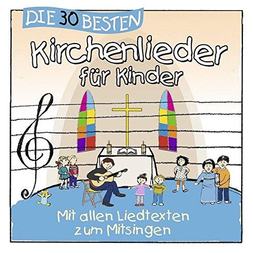 Die 30 besten Kirchenlieder für Kinder - mit allen Liedtexten zum Mitsingen