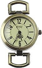 Souarts Antique Bronze Color Round Shape Quartz Watch Face