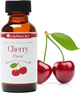 LorAnn Cherry Super Strength Flavor, 1 ounce bottle