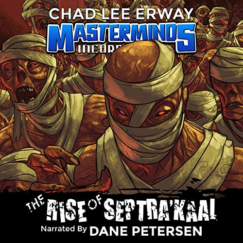 The Rise of Septra'Kaal Audiobook By Chad Lee Erway cover art
