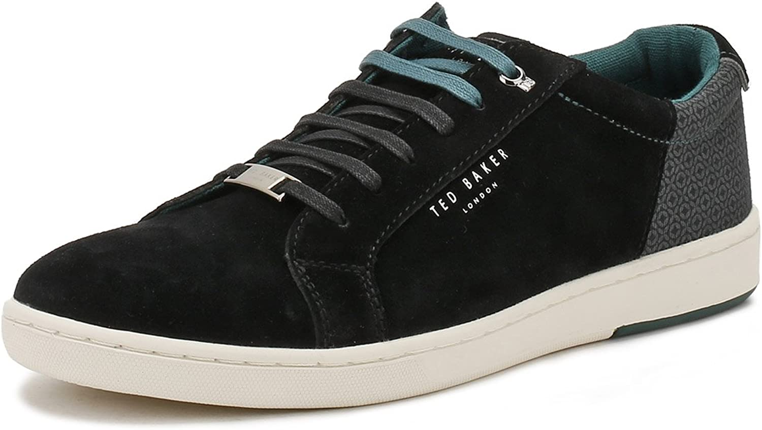 Ted Baker Mens Black Xiloto Trainers