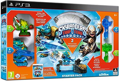 Activision Skylanders Trap Team + Starter Pack Spielekonsole, Spielfigur