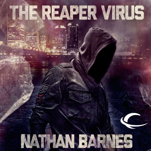 The Reaper Virus audiobook cover art