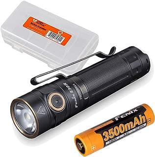 fenix flashlight battery type