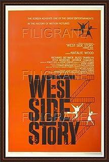 PostersAndCo TM West Side Story Film Roak Poster/Kunstdruk 40 x 60 cm * 1 Poster Vintage/Retro (BF*)