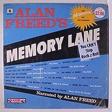 alan freed memory lane
