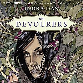 Page de couverture de The Devourers
