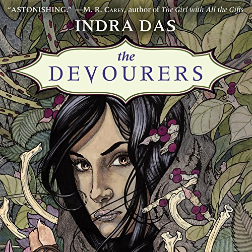 The Devourers audiobook cover art