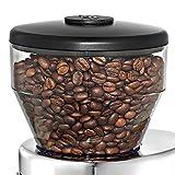 Das Mahlwerk beim Kaffeemühlen Test