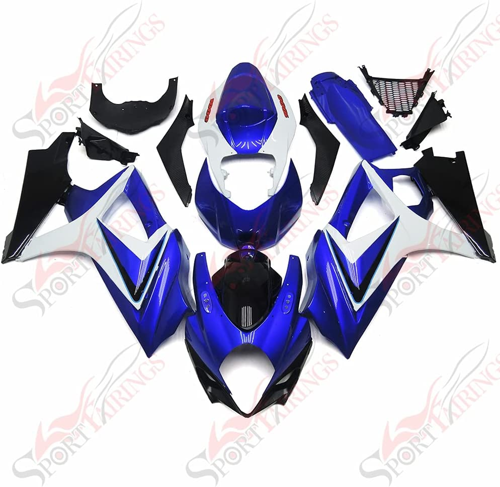 SEAL limited product Injection Fairing Kit For Suzuki 1000 Bodywork GSX-R1000 Lowest price challenge K7 gsxr