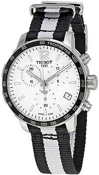 Tissot Quickster Brooklyn Nets Edition Chronograph Men's Watch