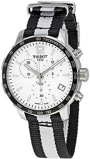 Tissot Quickster NBA Brooklyn Nets Chronograph Mens Watch T0954171703711
