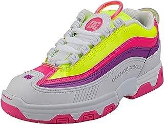 DC Shoes Legacy Og USA Womens Fashion Trainers