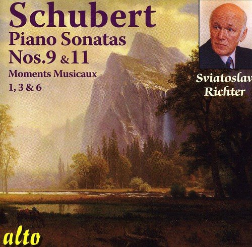 Schubert Piano Sonatas 9+11