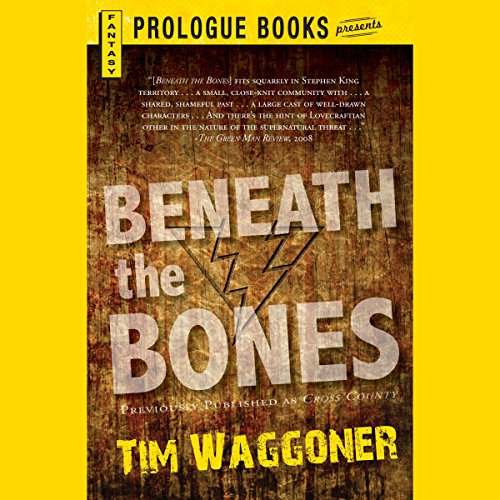 Couverture de Beneath the Bones